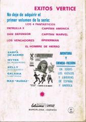 Verso de Hombre de Hierro (El) (Iron Man) Vol. 1 -2- Contra