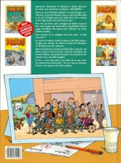 Verso de Les profs -1a2003- Interro surprise