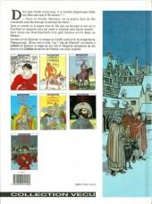 Verso de Les 7 Vies de l'Épervier -7a96- La marque du Condor