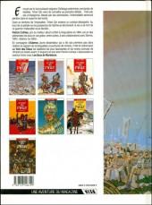 Verso de Le vent des Dieux -1b1993- Le sang de la lune