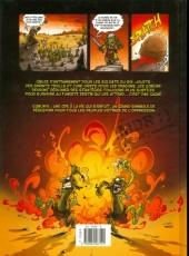Verso de Goblin's -1b- Bêtes et méchants
