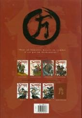 Verso de Samurai -4a- Le rituel de Morinaga