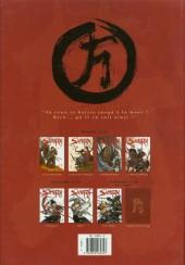 Verso de Samurai -3b- Le treizième Prophète