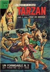 Verso de Tarzan (2e Série - Sagédition) (Vedettes T.V.) -2- L'enfance de Tarzan
