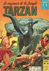 Verso de Tarzan (2e Série - Sagédition) (Vedettes T.V.) -3- Le trésor d'Opar