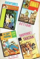 Verso de Tarzan (2e Série - Sagédition) (Vedettes T.V.) -21- Le triomphe de Tarzan