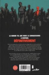 Verso de Walking Dead -4b- Amour et mort