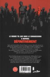 Verso de Walking Dead -8a2011- Une vie de souffrance
