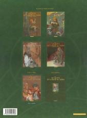 Verso de La quête de l'oiseau du temps -2f2005- Le temple de l'oubli