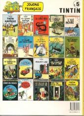 Verso de Tintin (Study Comics - del Prado) -5- L'Étoile mystérieuse
