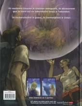 Verso de Les anges visiteurs -1- Eva