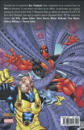 Verso de Deadpool -3- Baiser fatal