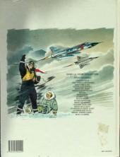 Verso de Tanguy et Laverdure -13c1988- Lieutenant Double Bang