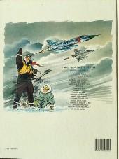 Verso de Tanguy et Laverdure -10c85- Mission Spéciale