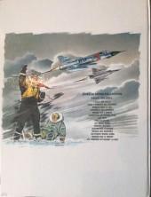 Verso de Tanguy et Laverdure -7b1971- Cap Zéro