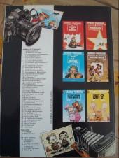 Verso de Spirou et Fantasio -34Fina- Aventure en Australie