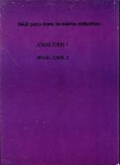 Verso de Angie (Chris) -3- 3ème épisode