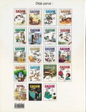 Verso de Calvin et Hobbes -19- Que de misère humaine !