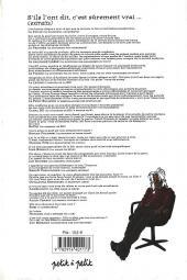 Verso de Mon amie la poof -2- Pablo