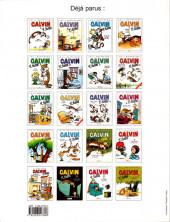 Verso de Calvin et Hobbes -20- Il y a des trésors partout !