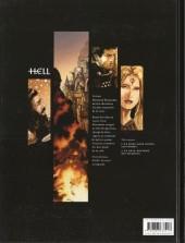 Verso de H.ELL -2- La nuit, royaume des assassins