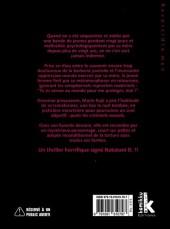 Verso de Reversible man -3- Volume 3