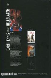 Verso de Hellblazer (Garth Ennis présente) -1- Volume I