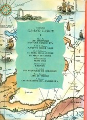 Verso de (AUT) Funcken - Les aventures de Corcoran