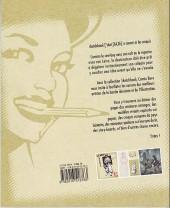 Verso de (AUT) Le Roux - Sketchbook