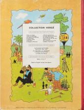 Verso de Tintin (Historique) -3B21bis- Tintin en Amérique