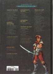 Verso de Lanfeust et les mondes de Troy - La collection (Hachette) -9- Lanfeust des Étoiles - Un, deux... Troy