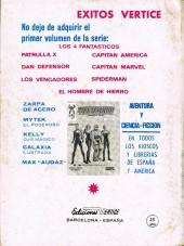 Verso de Dan Defensor (Dare-Devil) -3- Contra Mr. Miedo