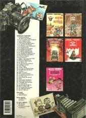 Verso de Spirou et Fantasio -28a1991- Kodo le tyran