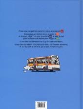 Verso de Magic Bus -1- Tome 1