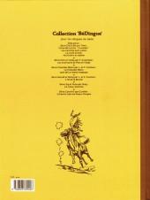 Verso de Corentin (Cuvelier) -3a1985- Corentin chez les peaux-rouges