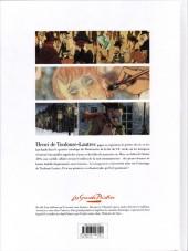 Verso de Les grands Peintres -3- Toulouse-Lautrec