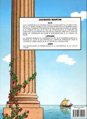 Verso de Alix -5d1988- La griffe noire