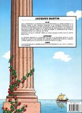 Verso de Alix -3d1990- L'île maudite