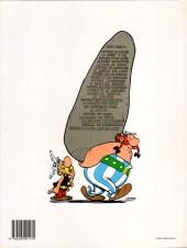 Verso de Astérix -6b89- Astérix et Cléopatre