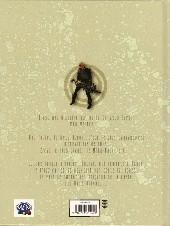 Verso de La caste des Méta-Barons -5- Tête-d'Acier l'aïeul