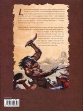 Verso de Les chroniques de Conan -16- 1983 (II)