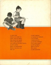 Verso de (AUT) Funcken -b- Le petit jounaliste
