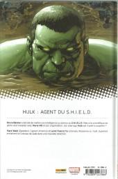 Verso de Hulk (Marvel Now!) -1- Agent du S.H.I.E.L.D.