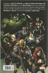 Verso de Secret Avengers (Marvel Select) -1- Rêverie