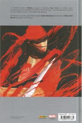 Verso de Elektra (100% Marvel - 2015) -1- Le sang appelle le sang