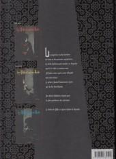 Verso de Les mille et autres Nuits -1- Jaisalmer