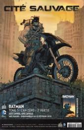 Verso de Batman Saga -34- Numéro 34
