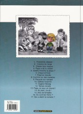 Verso de Cédric -6b2003/02- Chaud et froid