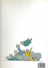 Verso de Le chat -1- Le Chat