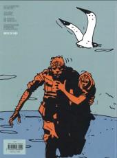 Verso de Les scorpions du Désert (Nouvelle édition) -5- Brise de mer